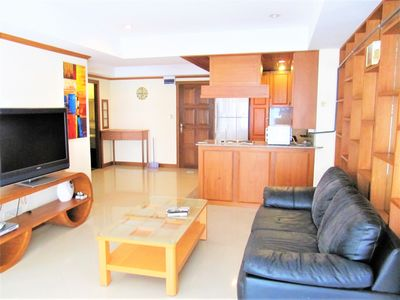 Photo for 2 bed sea view - Jomtien Beach