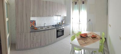 Photo for Apartment with 3 comfortable bedrooms for your holidays in Lecce.