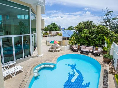 Photo for Private Pool Villa for 12 person in Pattaya City