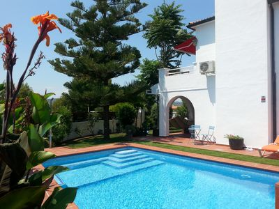 Photo for Villa Habana: Genuine Villa with a private pool and an outstanding garden