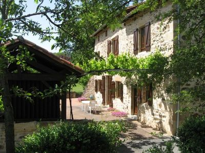 Photo for Gite Cuzac, 3 bedrooms, 6 persons