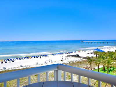 Photo for 603 Destin West Gulfside ~Spectacular Penthouse View! ~Free Beach Service!