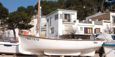 Photo for MACRINA 2-seafront apartment-Tamaru-Costa Brava
