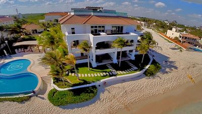 Photo for Amazing beachfront penthouse!!!