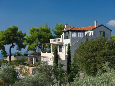 Photo for Villa Flora Views exciting your imagination, 3 apartments or the whole Villa