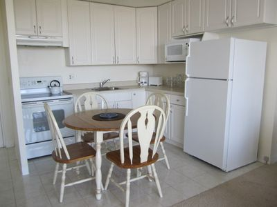 6th floor, 1 bedroom, 1 bath, full kitchen and porch with gulf view