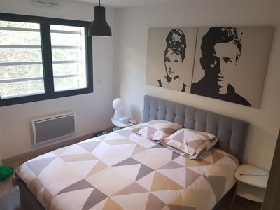 Photo for Located at the foot of the slopes Appartement 9 people maximum fully equipped