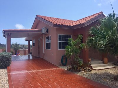Your private 3 bedroom villa awaits.....