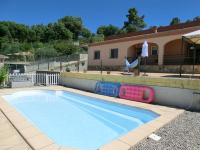 Photo for Holiday house Maçanet de la Selva for 7 persons with 3 bedrooms - Villa