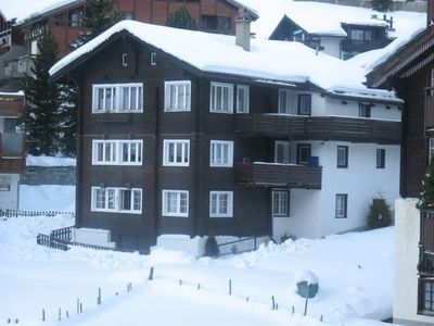 Photo for Apartment Mier Gfallt's in Saas-Fee - 5 persons, 3 bedrooms