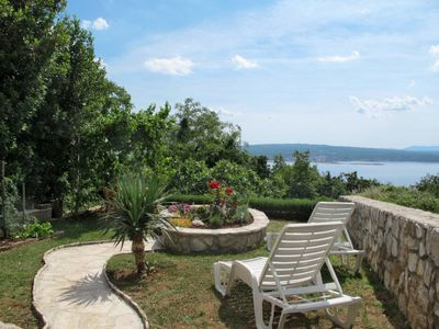Photo for 2 bedroom Villa, sleeps 5 in Crikvenica with Air Con and WiFi