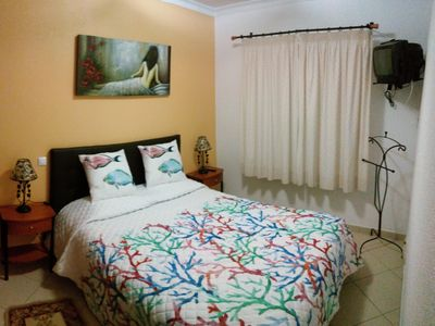 Photo for Algarve - T1 Monte Gordo w / Spectacular View w / Air Conditioning - Wi-Fi