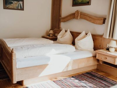 Photo for Double room NH with extra bed - to Waidegger Wirt, Landhof