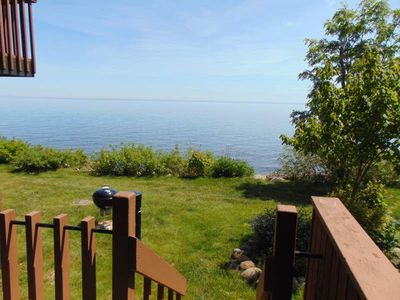 Photo for Two Story Sea Villa on Lake Superior - C2