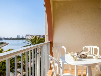 Photo for Apartment Le Panoramic 2  in Cap d'Agde, Hérault - Aude - 4 persons, 1 bedroom