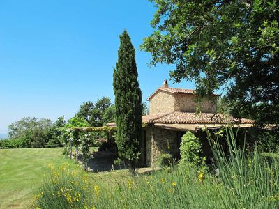 Photo for Vacation home Casa Ginestra  in Scansano (GR), Maremma - 4 persons, 2 bedrooms