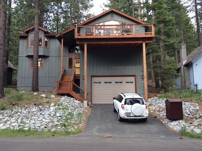 Photo for Beautiful, family friendly, well-appointed mountain retreat close to everything!