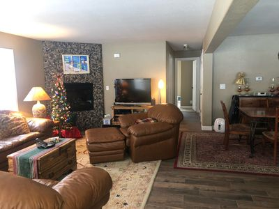 Photo for Five 5-star reviews for this newly remodeled duplex!