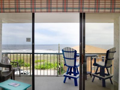 Photo for Third floor Condo with beautiful ocean views and elevator!
