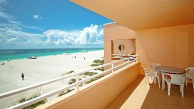 Photo for Coquina Beach Club 202 - Condo 2 Bedroom/ 2 Bath ocean view, maximum occupancy of 6 people.