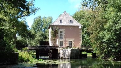 Photo for Moulin of charm hyper quiet 15km of Tours - Paradisiac!