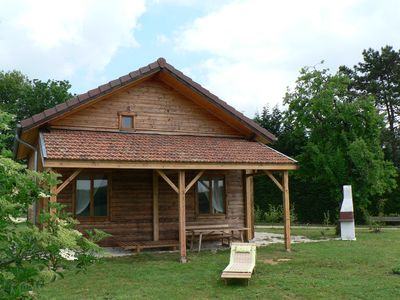 """Photo for """"Madriage"""" wooden house"""