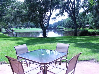 Booking Late Summer & Fall Now at Our Peaceful Sea Pines Oasis