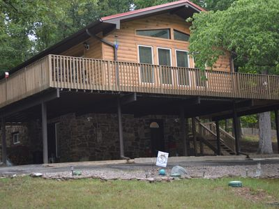 Photo for 3BR Cabin Vacation Rental in Hot Springs, Arkansas