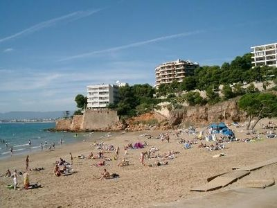 Photo for Salou (Aventura harbour) beach of Europe