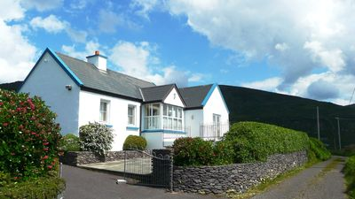 Photo for Kerry Coast Cottage Cottage at Bunavalla Bay in Cahirdaniel in County Kerry