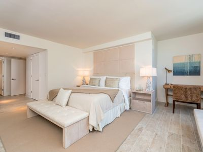 Photo for Oceanview 2 Bd / 2.5 baths in Luxury Eco-Hotel Private Residence South Beach.