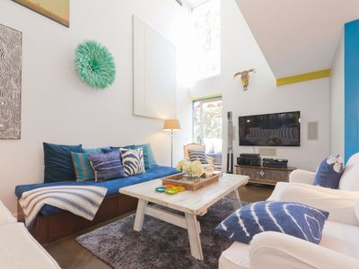 Photo for Fantastic Beach House Ocean View Home Steps from the Sand & amazing location