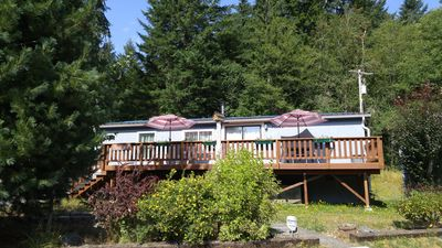 Photo for The Overlook Is A 3br  2 Bath  In Downtown Ashford Next To Rainier Basecamp