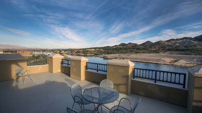 Photo for Top Of The World!  Lake Las Vegas Penthouse On The Lake, Lake & Mountain View