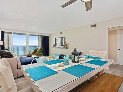 Photo for Shoreline Towers #2083: 2 BR / 2 BA condo in Destin, Sleeps 7