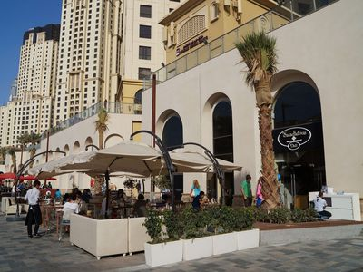 Photo for Luxury Automated Beachfront 2BR+Jacuzz, JBR,  Marina, Dubai