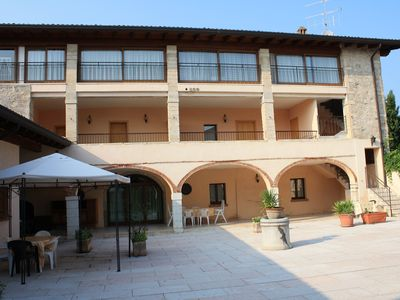 Photo for 2BR House Vacation Rental in Salò Cunettone, Brescia, Lombardia
