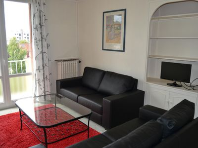 Photo for 3BR Apartment Vacation Rental in Fontainebleau, Ile-De-France