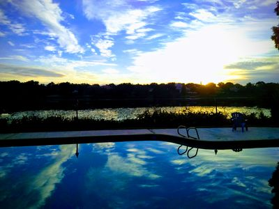 Back to School Special! Prime Location Lakefront Pool Home