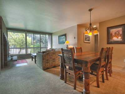 Photo for 3BR/2BA Silvertown Condo - Just Steps To Park City Mountain Resort And Main St.