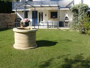 House with garden in quiet area in SAINT JEAN DE LUZ