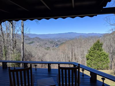 Photo for 4BR Chalet Vacation Rental in Bryson City, North Carolina