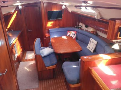 Photo for Luxurious 12 meter sailboat, a fantastic and unforgettable experience!