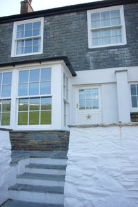 Photo for Arabia Cottage, Port Isaac. Sleeps 5 with parking. Pet friendly!