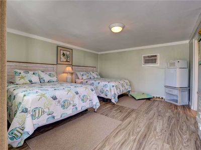 Photo for Unit 1 - Loggerhead Inn: 1 BR / 1 BA condo-hotel unit in Surf City, Sleeps 4
