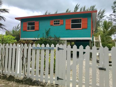Photo for Calypso Cottage - 3 min walk to beach - sleeps 4