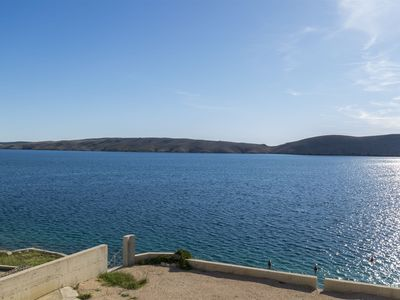 Photo for Apartments Ante (28991-A2) - Vlasici - island Pag
