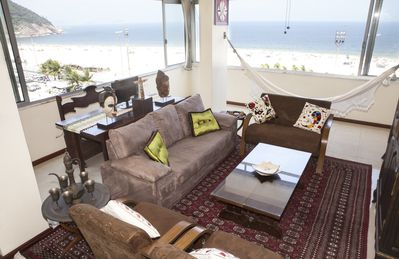 Photo for Panoramic Ocean View Apartment. Spacious & Centrally Located. Inaugural Pricing!