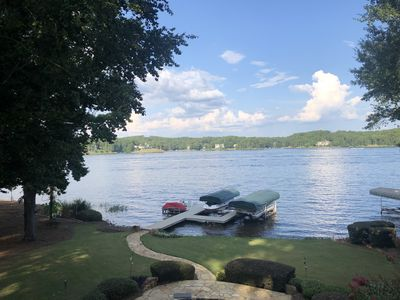 Photo for Beautiful Lakefront Home With Amazing Views!!!