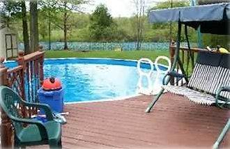 Crawford's Great Lake Escape & Accommodations - Conneaut Lake